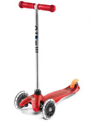 Monopattino Mini Micro con ruote LED