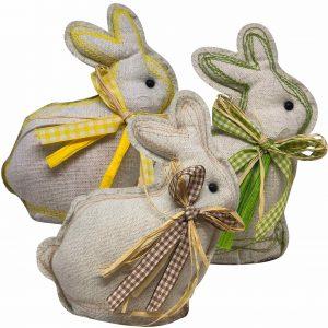coniglietti in stoffa
