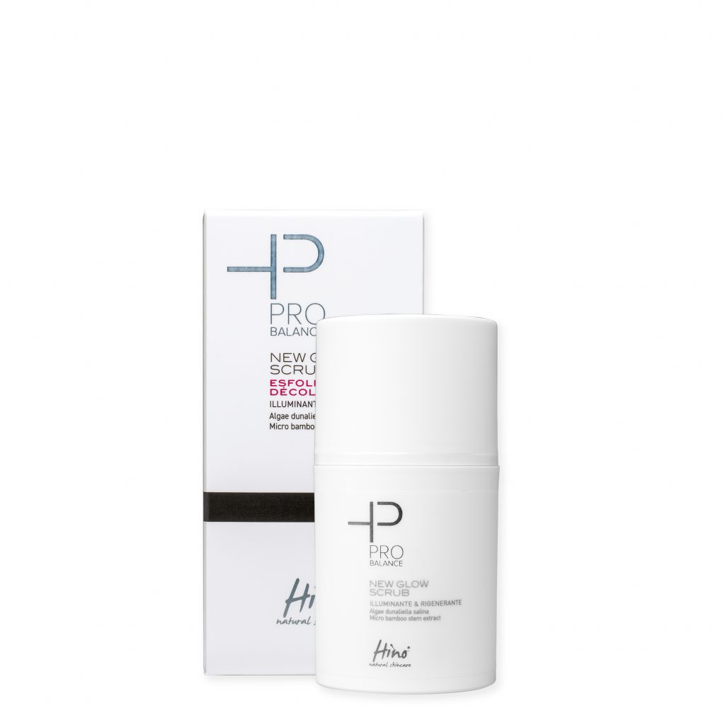 NEW GLOW SCRUB - Hino Natural Skincare