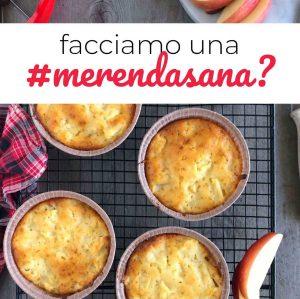 """E-book """"Facciamo Una #merendasana?"""""""